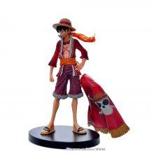 One Piece Luffy Theatrical Edition Figure
