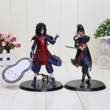 Naruto Character Duo Figure Set (2 pcs)