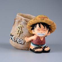One Piece Luffy Office Pen Holders