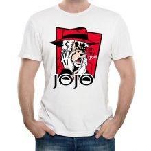 JoJo Bizarre Adventure T-Shirt Design
